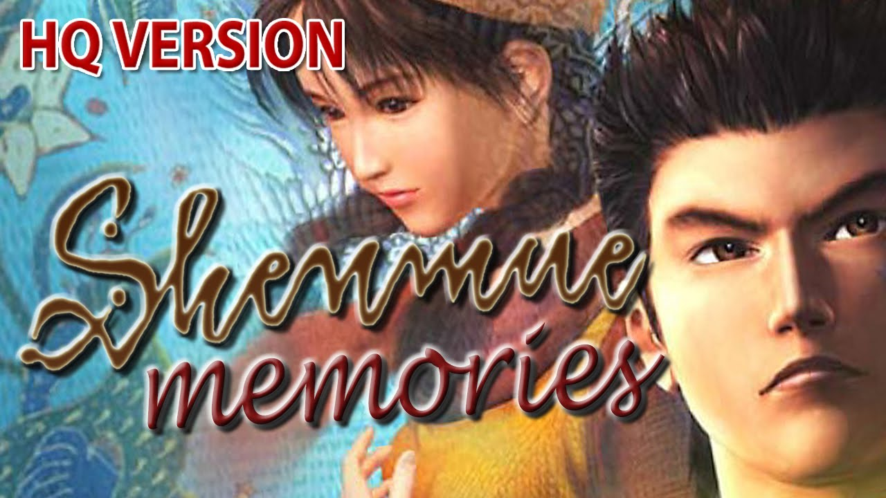SHENMUE MEMORIES Tribute Music Video [HQ - 4K60FPS upscaled]