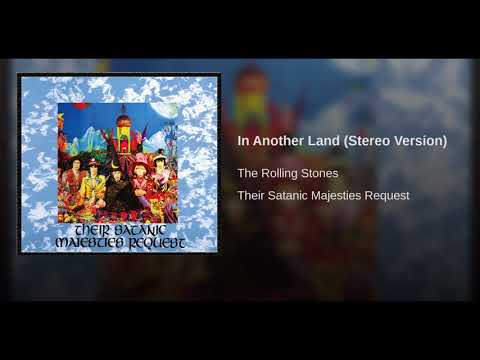 In Another Land Stereo Version