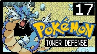POKEMON TOWER DEFENSE WALKTHROUGH - ROCK TUNNEL