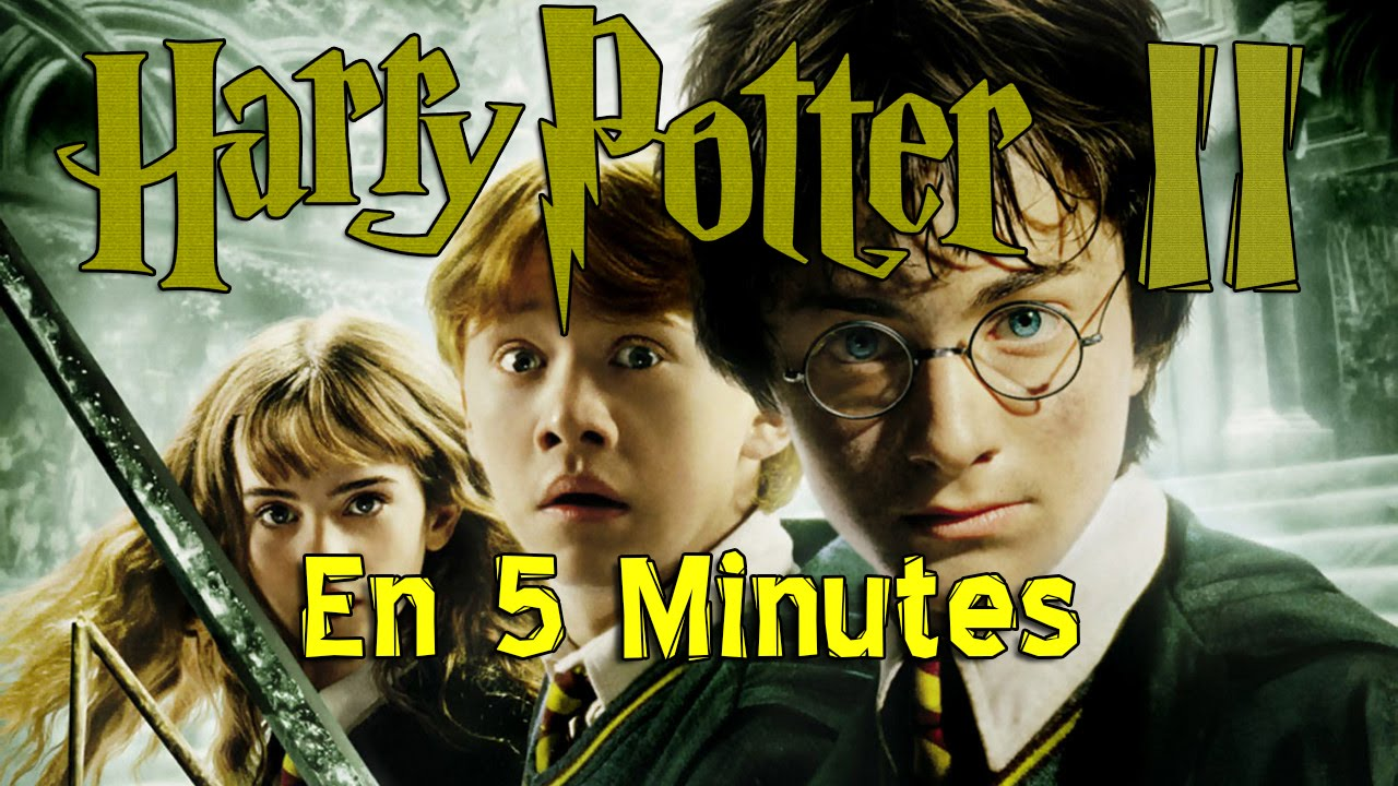 Harry potter et la chambre des secrets en 5 min youtube - Harry potter et la chambre des secrets pdf ...