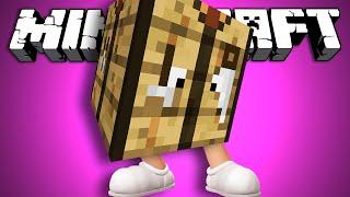 ВЕРСТАК НАУЧИЛСЯ БЕГАТЬ - Minecraft (Обзор Мода)(Мод добавит в Minecraft верстак, ТНТ и много других блоков которые стали живыми! Нажмите Здесь, чтобы Подписатьс..., 2015-06-11T14:15:17.000Z)