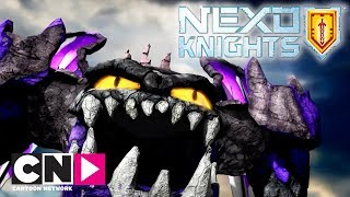 NEXO KNIGHTS | Stenjätten | Svenska Cartoon Network