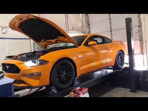 Lund Racing 2018 Mustang GT Tune Development