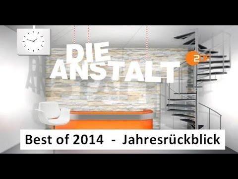 Die Anstalt - Best of 2014 - Jahresrückblick mit Max Uthoff und Claus von Wagner - Bananenrepublik
