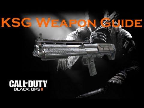 Pictures of Ksg Shotgun Black Ops 2 - #rock-cafe