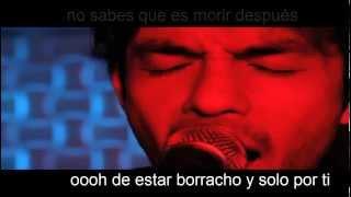 Ven Aqui - Los Bunkers (Karaoke) Andy&Cockeh (HD)