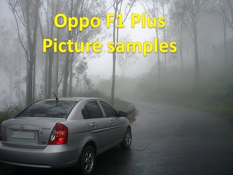 Oppo F1 S picture samples