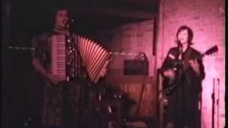 Miss Murgatroid w/ Nicole Campbell SXSW 2001 Lady Macbeth Rock Opera