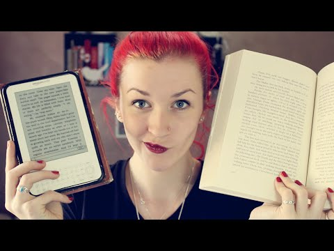 EBOOK vs PHYSICAL BOOK