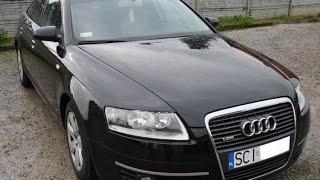 Audi A6 (C6) 2.4 V6 montaż instalacji LPG BRC