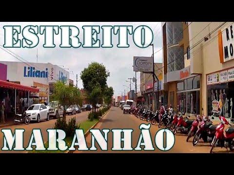 ESTREITO - MARANHÃO - POPULAÇÃO, ÁREA, RENDA,TURISMO... (DADOS ATUALIZADOS 2019)