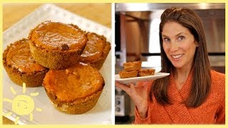 Meg | Mini Pumpkin Pie With Graham Cracker Crust, Recipe And How To