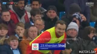 манчестер Сити   Ливерпуль 2:1   Обзор Матча Чемпионата Англии 03 01 2019 HD