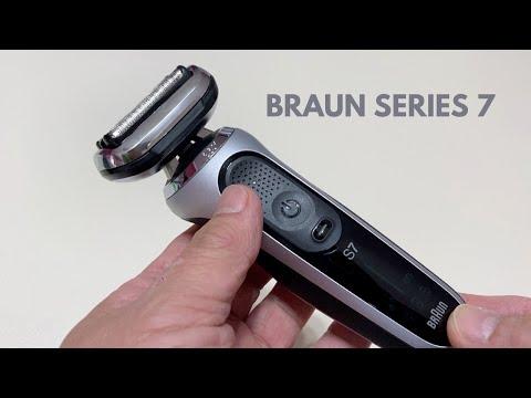 Braun Series 7 Electric Razor 360 Flex Head Electric Shaver