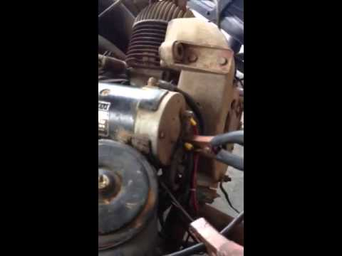 1969 harley davidson golf cart youtube rh youtube com Cushman Golf Cart Wiring Diagram Harley-Davidson Golf Cart Motor Diagram