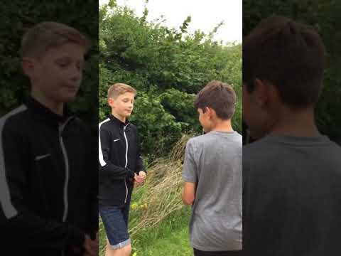 Seyah99 James tries to give Adam Willett an interview *GONE WRONG*