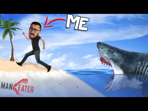 ESCAPE THE HUNGRY SHARK | Maneater #3 |