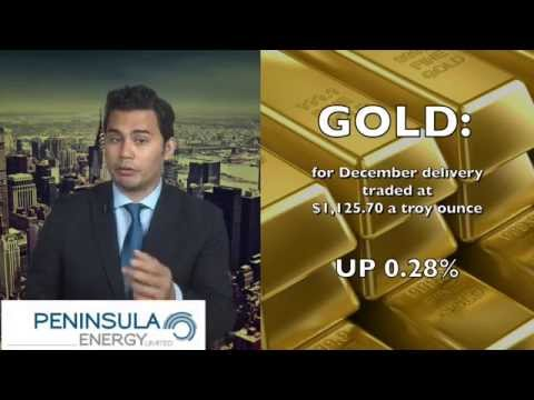 Commodities Report: August 28, 2015