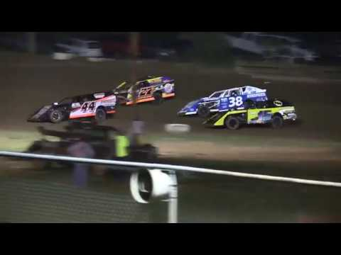 Ohio Valley Speedway Modified Heat Races 8-25-18