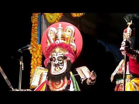 Yakshagana Mandarthi Kshetra Mahatme - 29    ಮಹೋದರನ ಆರ್ಭಟ    ದುರ್ಗಾ ಪರಮೇಶ್ವರಿಯ ಪ್ರವೇಶ