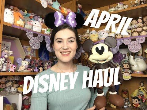 Disney Haul|April 2018