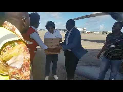 MATUKIO YA KUMBUKUMBU YA MSIBA ULIOTOKEA BEIRA MOZAMBIQUE ULIOSABABISHWA NA KIMBUNGA IDAI