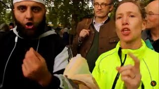 The Protestant Movement, Catholicism, The Black Stone - What about it? | Speakers Corner
