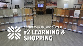 The Five Steps to Hardwood Flooring: Step 2 - Learning and Shopping | Lumber Liquidators