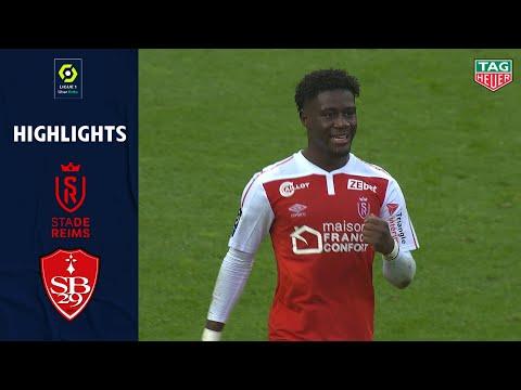 Reims Brest Goals And Highlights
