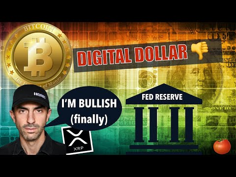🤔Money Printing Does NOT Equal INFLATION? Tone Vays FINALLY BULLISH!?! Digital Dollar REJECTED?!? 20