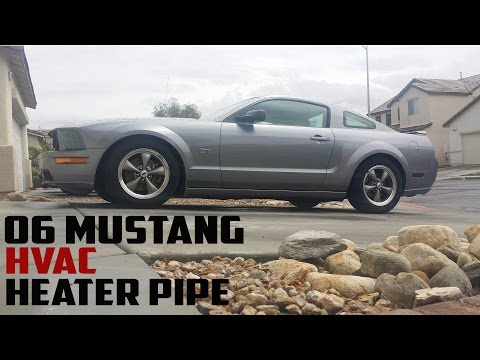 2006 Mustang Leaking Water Inside When It Rains Free To