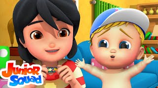 Boo Boo Song | Nursery Rhymes & Babies Song | Kids Songs For Children