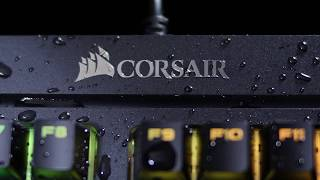 CORSAIR K68 RGB - DUST AND SPILL RESISTANT MECHANICAL KEYBOARD