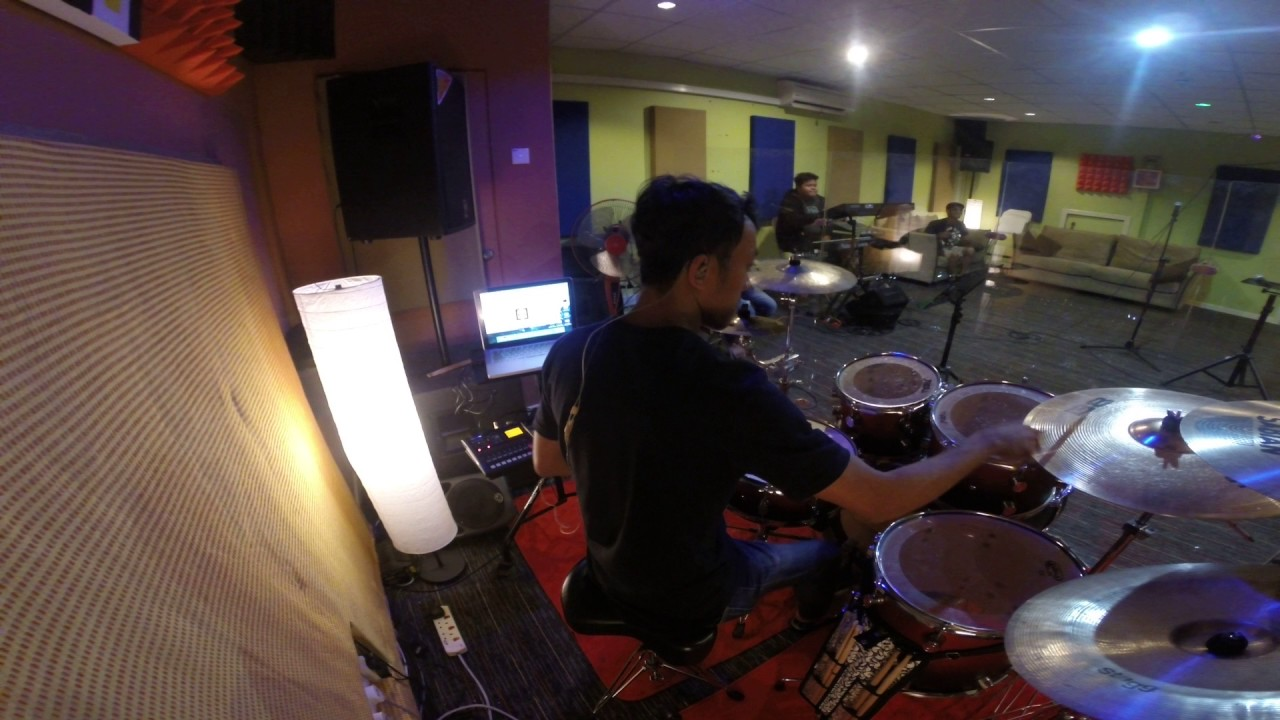 Floor 88 zalikha drum cam youtube for Floor 88 zalikha