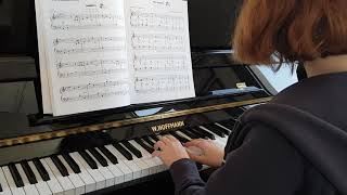 TELL ME WHY piano course book 6 (Oriane ) 16 years old