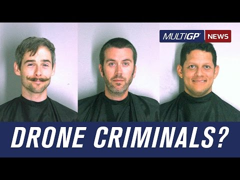 MultiGP News Ep. 7: Arrested in Atlanta, MultiGP Regional Qualifiers and MultiGP Chapters in Mexico