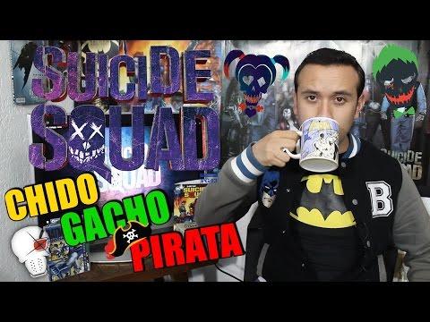 Otra crítica de Suicide Squad por Geezuz González