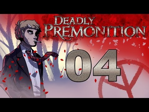 Deadly Premonition: The Director's Cut Gameplay Walkthrough Part 4 - Squirrel Key Hunt