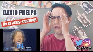 David Phelps - The Most Resonant High Notes | REACTION