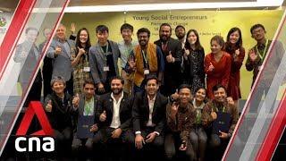 Singapore International Foundation celebrates 10 years of Young Social Entrepreneurs programme