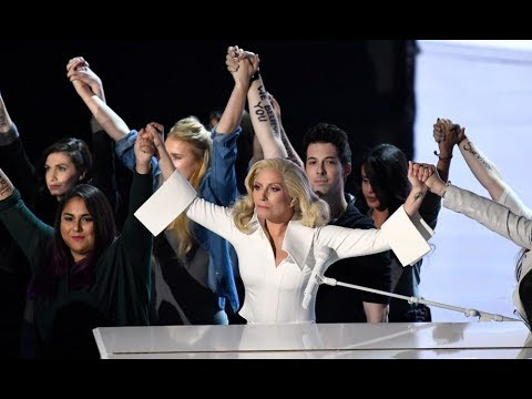 (HD) Till It Happens To You - Lady Gaga The 88th Academy Awards (2016)