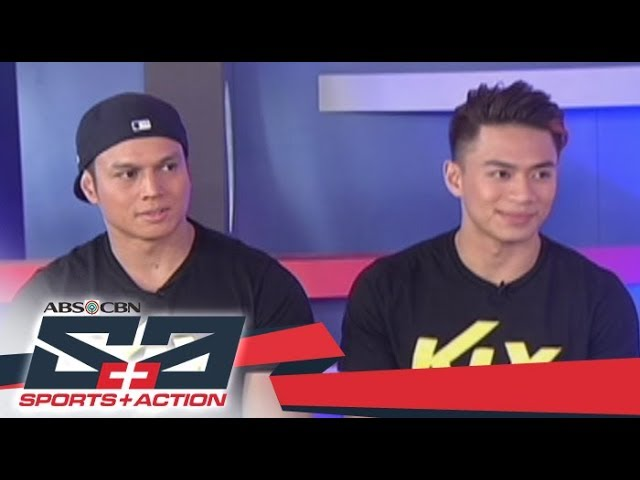 The Score: Renz Lou Lagria on KIX R U Tough Enough? #1