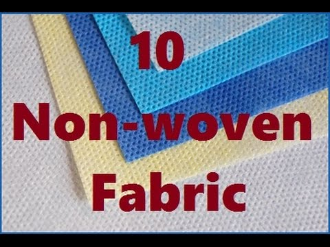 10 application of non woven fabric- Id: 131-23-3461