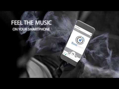 "BeatWare lets you ""Feel the Music"" on your Smartphone"