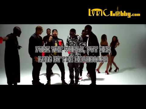 Ice Prince feat AKA - #NWord Remix (Official Video with Lyrics)