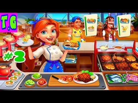 #2.Crazy Cooking -