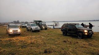 Jeep Grand Cherokee, Land Rover Defender, Mitsubishi Pajero, Toyota Landcruiser, Toyota Hilux