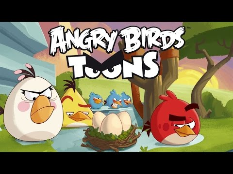 Angry Birds Toons 2013 - Full Movie