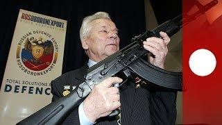 Mikhaïl Kalachnikov, concepteur du fusil d