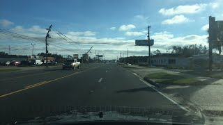 Hurricane Michael Panama City Damage Live The Morning After